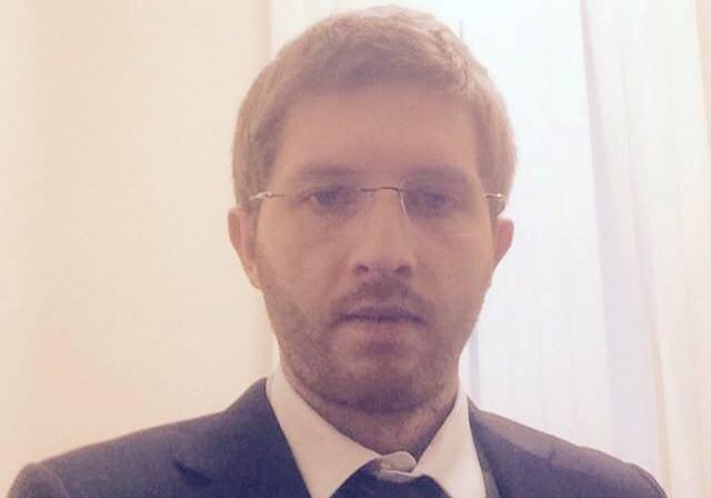 На ТВ объявился разыскиваемый Дмитрий Вовк и сообщил, почему выехал из Украины