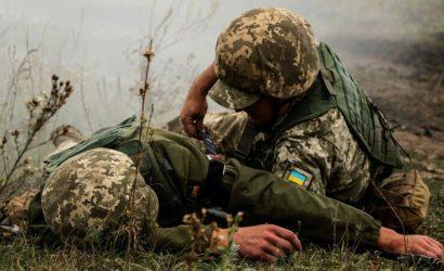Донбасс: В ВСУ сообщили о погибших и раненых в период перемирия