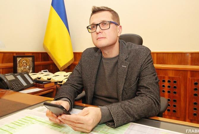 Первое интервью Баканова: о Джокере, драке с Богданом и «папочках» на депутатов