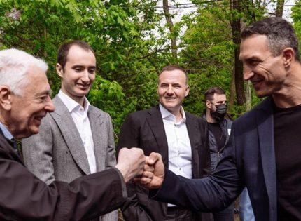 Фукс вышел из набсовета мемориального центра «Бабий Яр» из-за санкций СНБО