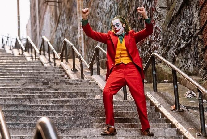 «Джокер» установил два рекорда в украинском прокате