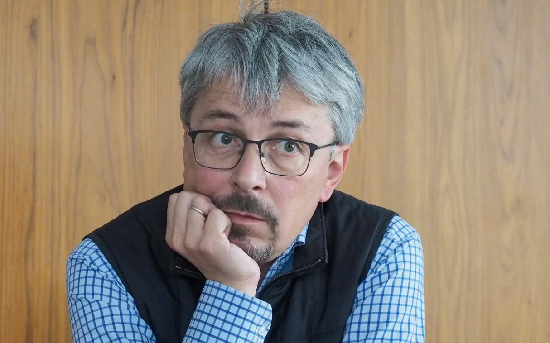 Нардеп Ткаченко подал декларацию на пост главы КГГА