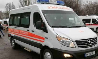 В больницах Мариуполя не хотят дезинфицировать «скорые» после пациентов с СOVID
