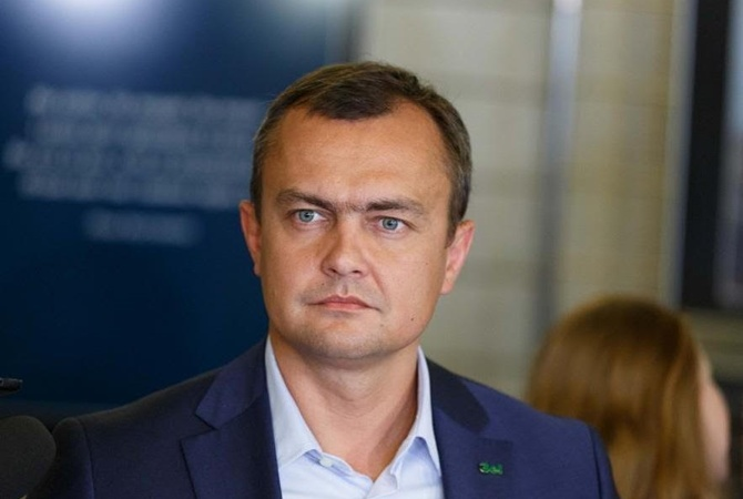 Коронавирусом заболел депутат от «Слуги народа» Юрий Аристов