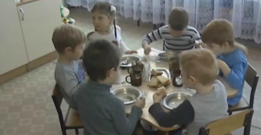 Как изменилось питание в детсадах Мариуполя после подорожания (Видео)