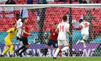 Чехия проиграла Англии, но осталась выше Украины на Евро-2020