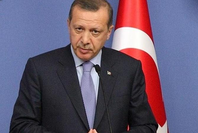 Официально: Эрдоган объявил, что Турция начала военную операцию в Сирии
