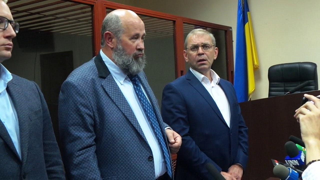 Адвокат: прокурор не предоставил новых доказательств вины Пашинского