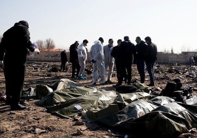 Авиакатастрофа в Тегеране: Канада предоставит статус постоянных жителей родственникам погибших