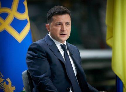 Зеленский сменил начальника Генштаба и двух командующих ВСУ