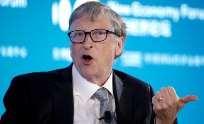 Прогноз Билла Гейтса: На борьбу с коронавирусом уйдет весь 2022 год