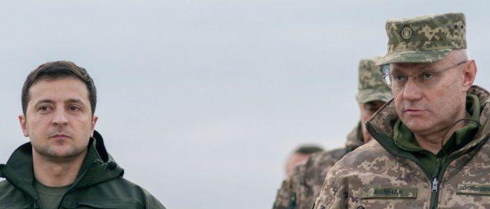 Зеленский заявил, что в Золотом «все готовы к разведению» (Фото)