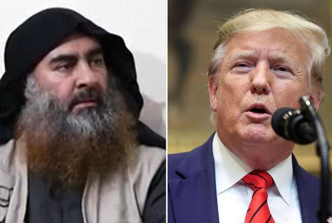 «Он умер как собака»: Трамп подтвердил смерть лидера ИГИЛ и поблагодарил Россию