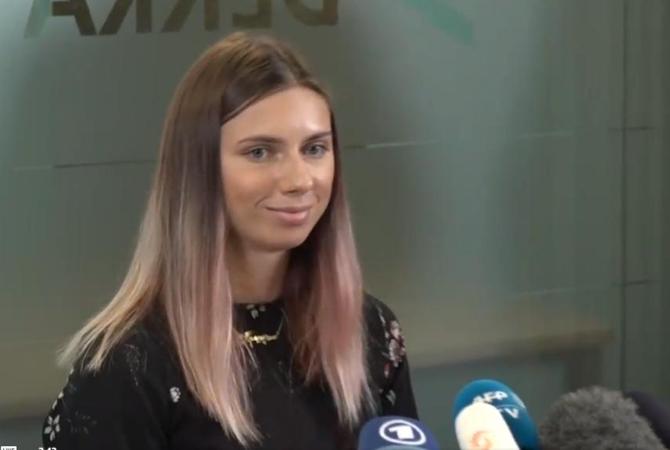 Тимановская рассказала, что не возвращаться в Беларусь ее убедила бабушка