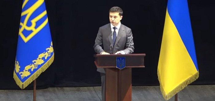 Донбасс – это Украина: Зеленский выступил в Одессе