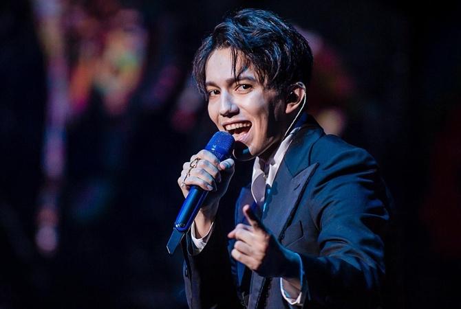В Киев едет певец, которым восхищаются Дрю Бэрримор, Джеки Чан и Ева Лонгория