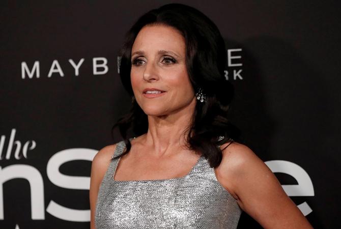«Иконой года» в США стала звезда сериала «Вице-президент»