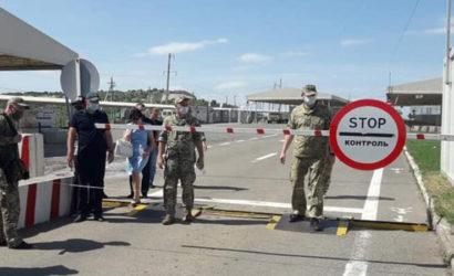 Через КПВВ на Донбассе в пятницу пропустили более 2500 человек