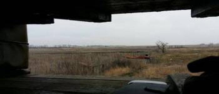НВФ на Донбассе обстреляли район разведения сил в Золотом из миномета калибра 82 мм