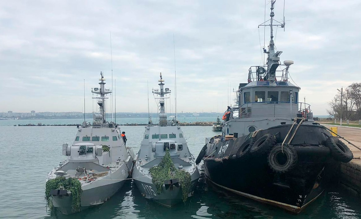 Главком ВМС: Россия соврала международному трибуналу